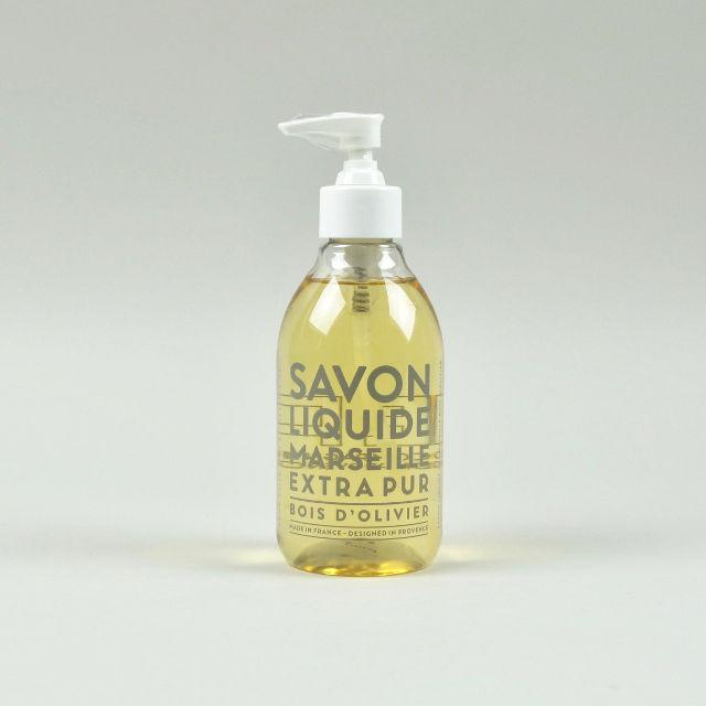 Savon Liquid Marseille - 300ml - Bois d'Olivier