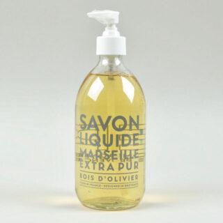Savon Liquide Marseille - 500ml - Bois D'Olivier