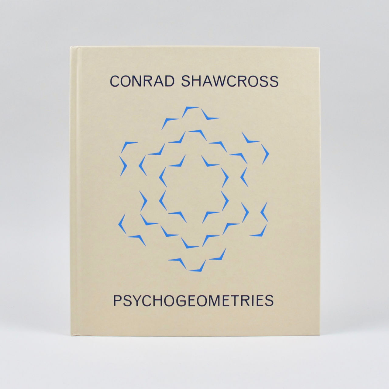 Psychogeometries - Conrad Shawcross