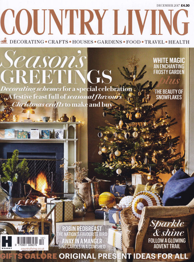 country life cover dec17