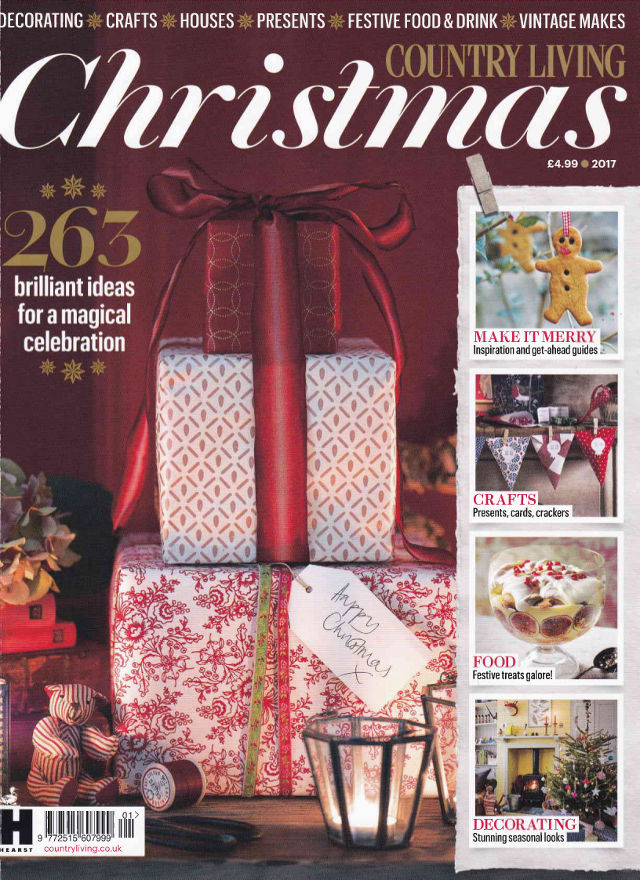 country living christmas cover web