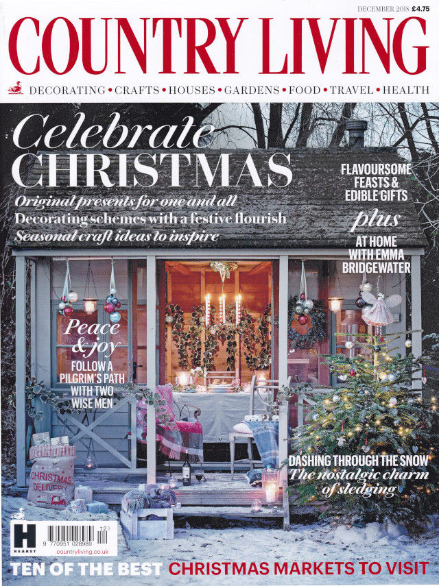 country living dec 18 cover web
