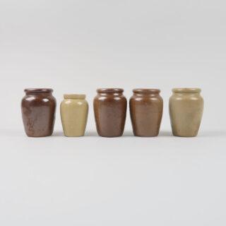 vintage cream jars
