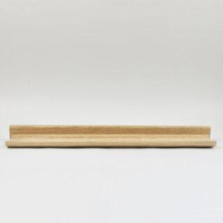 Oak Picture Ledge - Medium