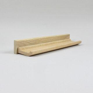 Oak Picture Ledge - Short