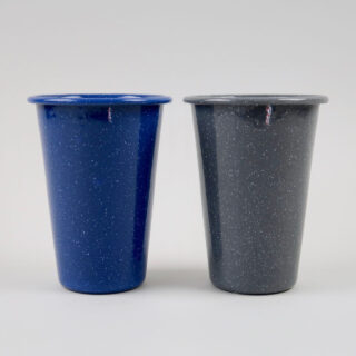 Enamel Tall Speckled Beakers