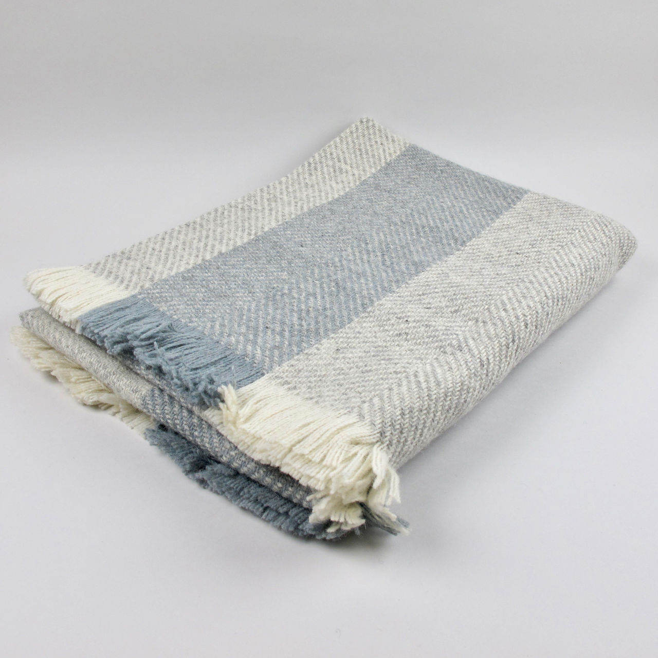 Irish Wool 'Corran' Throw