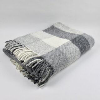Irish Wool Travel Blanket
