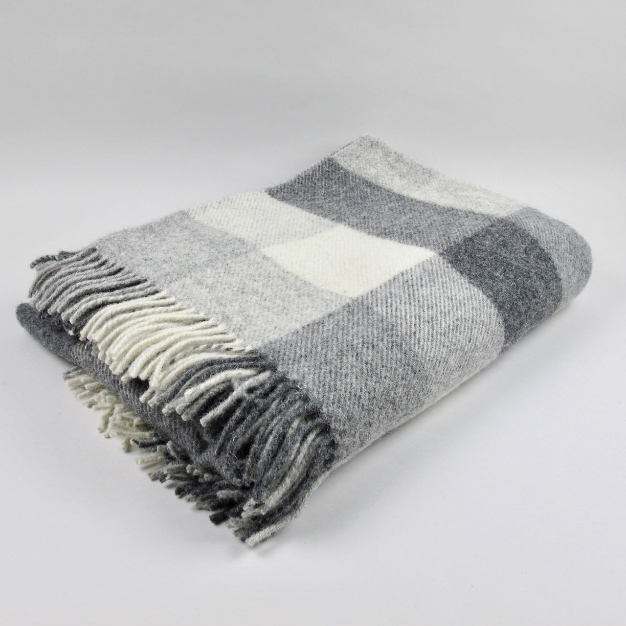 Irish Wool Travel Blanket