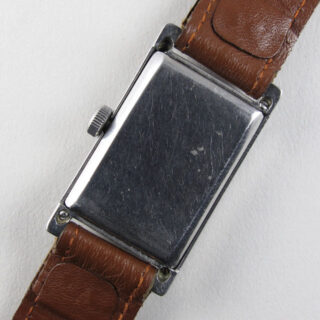 Cyma Watersport Ref. 25310 5550 steel vintage wristwatch, circa 1940
