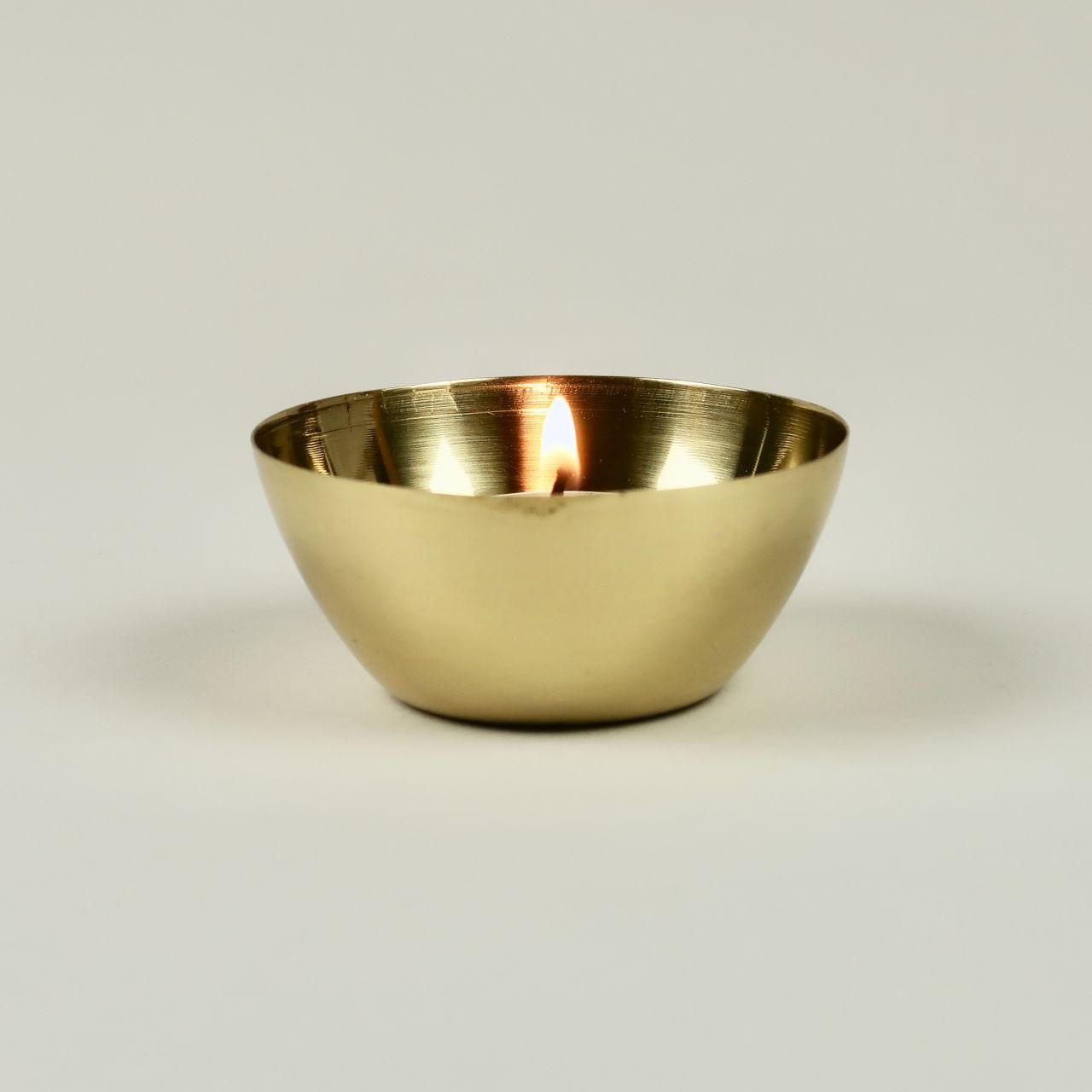 Brass Tealight Holder