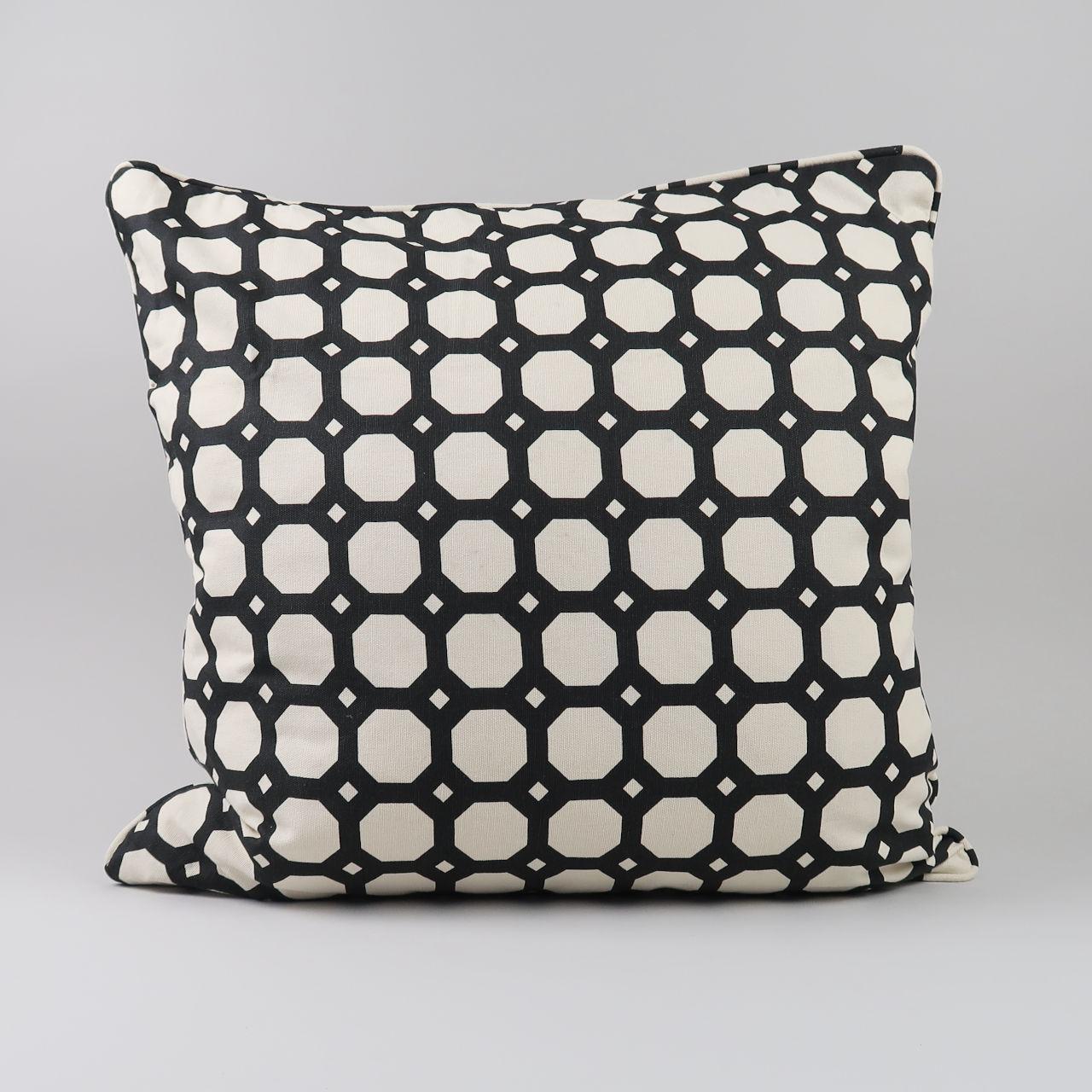 Black & White Cushion