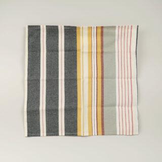 Deckchair Stripe Cotton Napkin