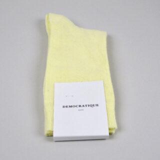Women's Socks - Pale Yellow