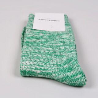 Men's Socks - Relax Chunky Knit - Greenday, Off White