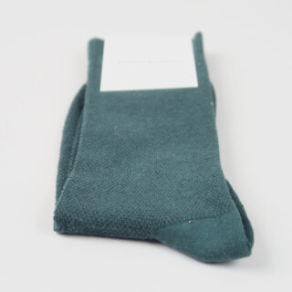Men's Socks - Champagne Pique - Adam's Blue