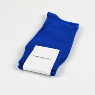 Men's Socks - Solid Colour - Henri Blue