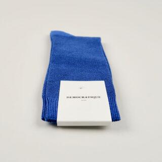 Men's Socks - Champagne Pique - Adams Blue