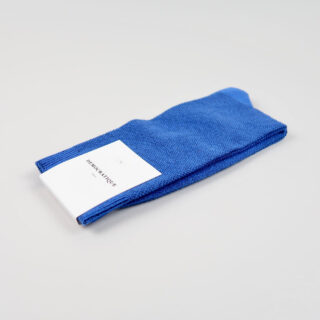 Men's Socks - Champagne Pique - Adams Blue