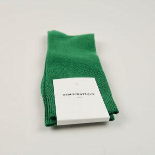 Men's Socks - Champagne Pique - Tennis Green
