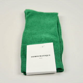 Women's Socks - Champagne Pique - Tennis Green