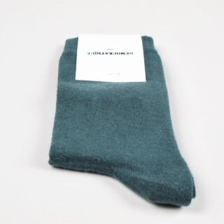 Women's Socks - Solid Forest Green