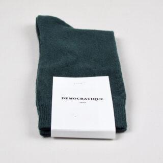 Women's Socks - Solid Forest Green