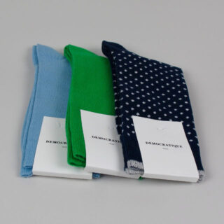 democratique womens socks SS17 01