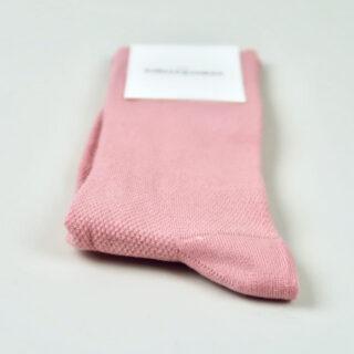 Women's Socks - Champagne Pique - Pale Skin