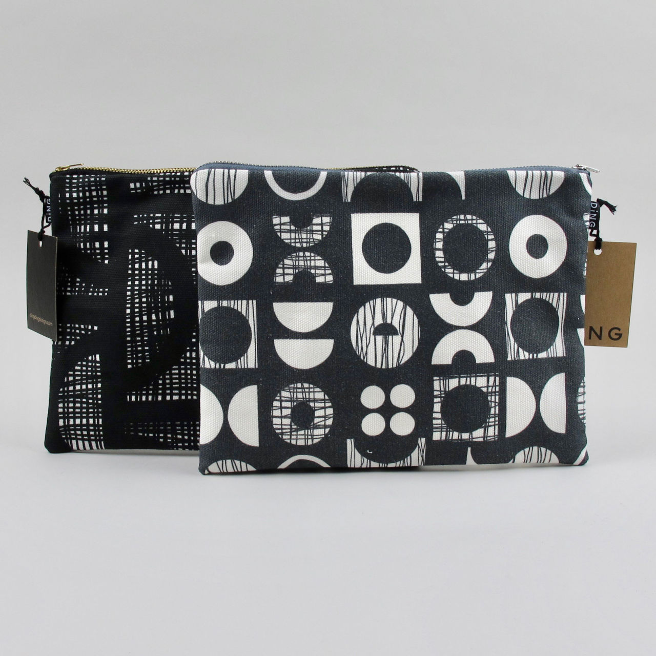 Printed Pouch - Large