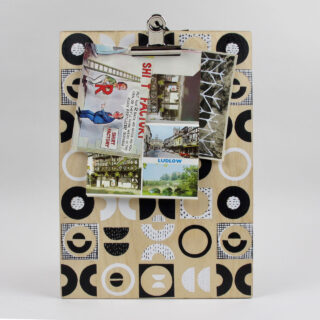 Printed 'Monument' Clipboard - Large