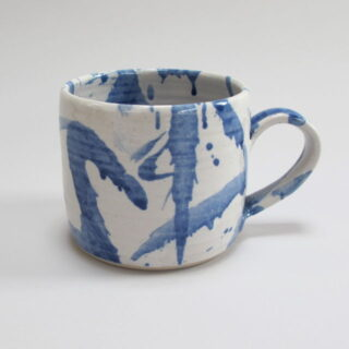 American Splash Mug made in Wales