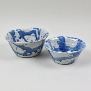 American Splash Bowls, made in Wales - large