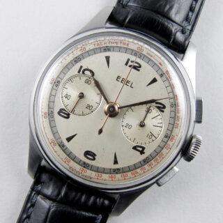 ebel-steel-vintage-chronograph-wristwatch-circa-1950-wwesc-v001