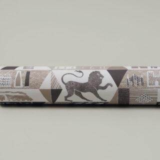 Lionheart Gift Wrap by Ed Kluz