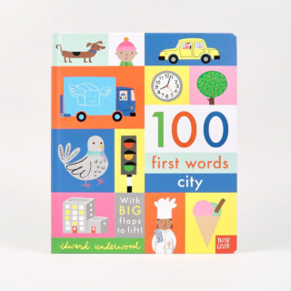 100 First Words: City - Edward Underwood