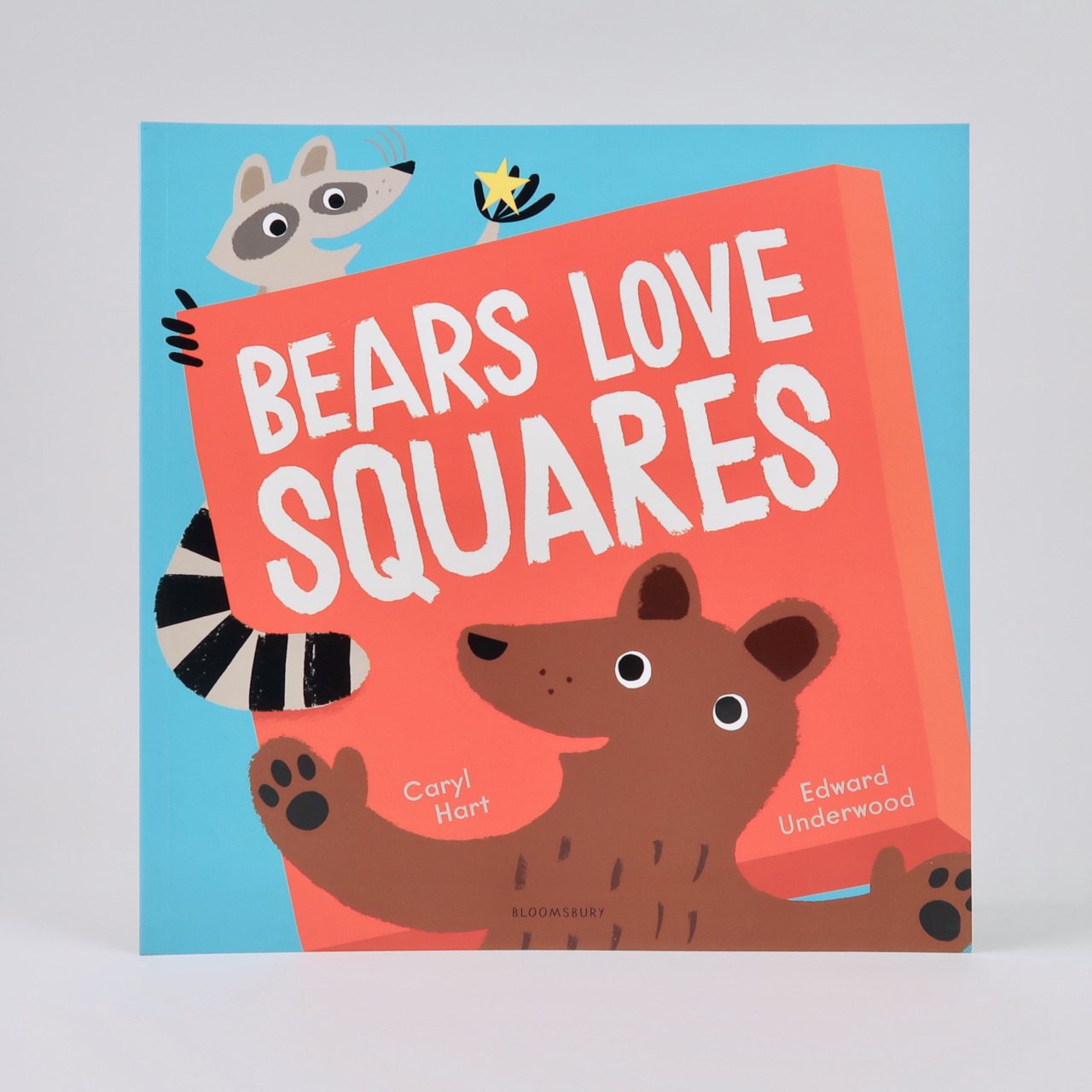 Bears Love Squares - Caryl Hart & Edward Underwood