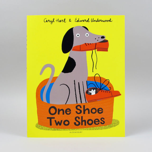 One Shoe, Two Shoes - Caryl Hart & Edward Underwood