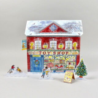 Emily Sutton's Toy Shop Advent Calendar