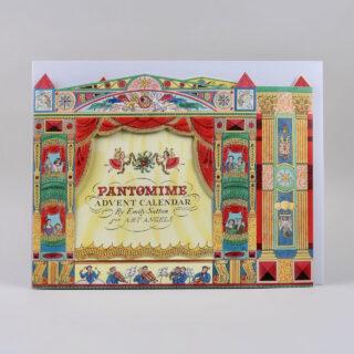 Pantomime Advent Calendar by Emily Sutton