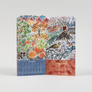 Allotment Calendar 2022