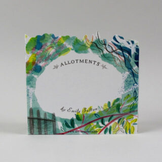 Emily Sutton 3D Allotment Cards