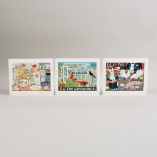 Greetings Cards by Emily Sutton