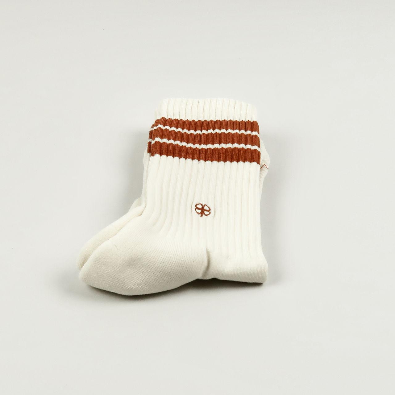 Men's Socks - Old School Clay