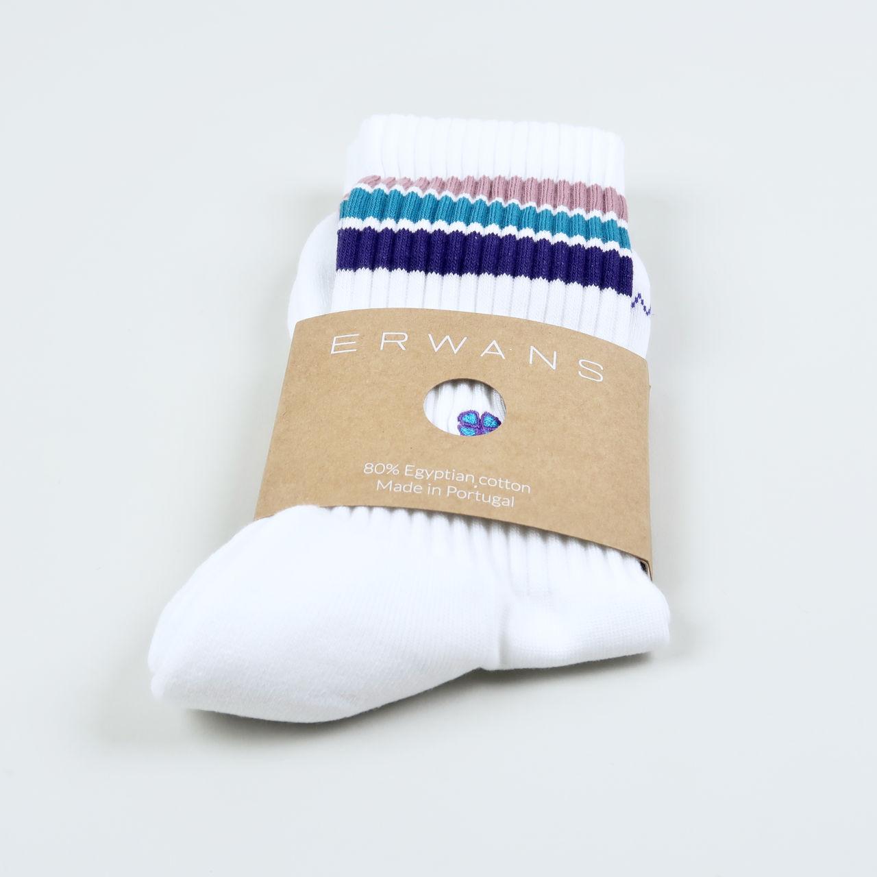 Women's Socks - Old School Ocean Ocean Drive