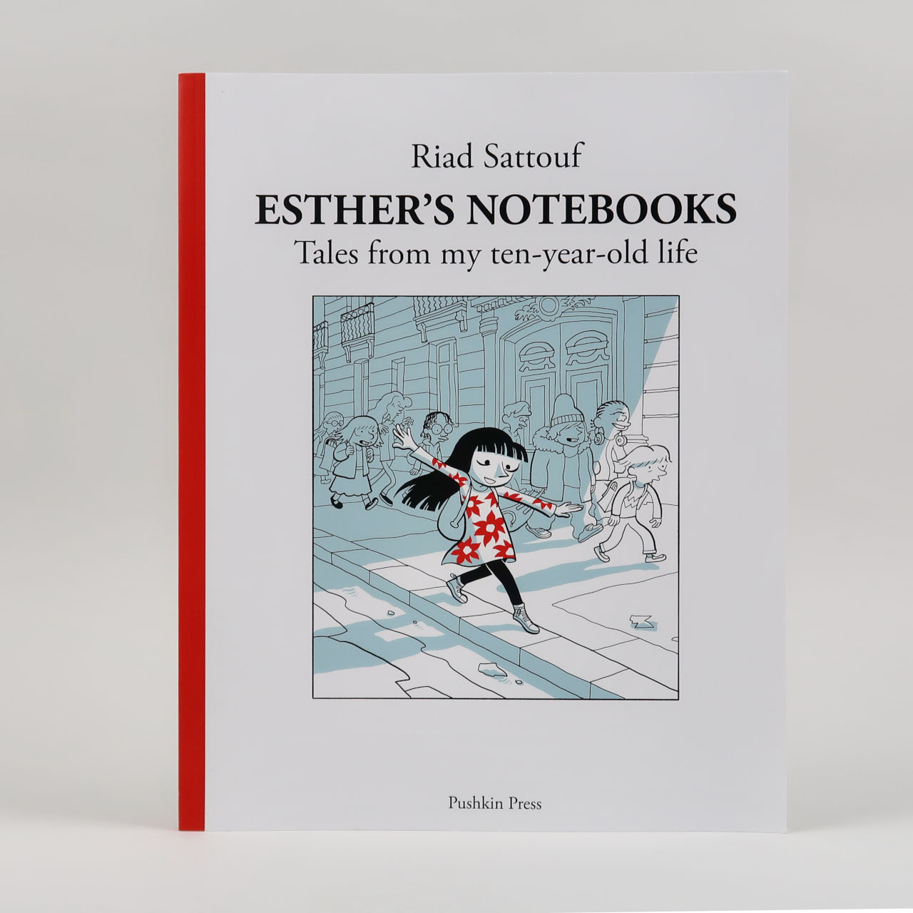 Esther's Notebook
