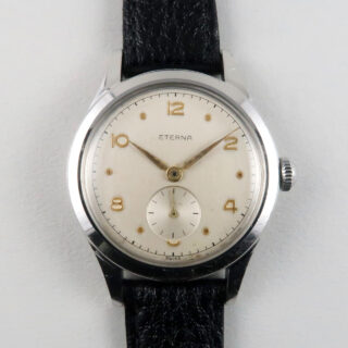 rna steel vintage wristwatch, circa 1950