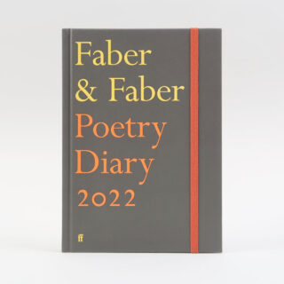 Faber Poetry Diary 2022