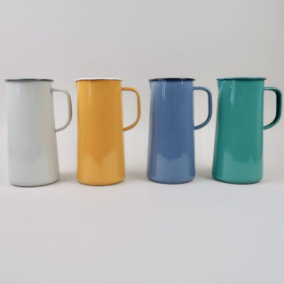 Three Pint Enamel Jug