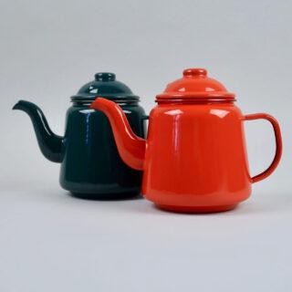 Enamel Tea Pot